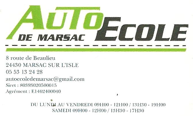 Auto-Ecole-Marsac